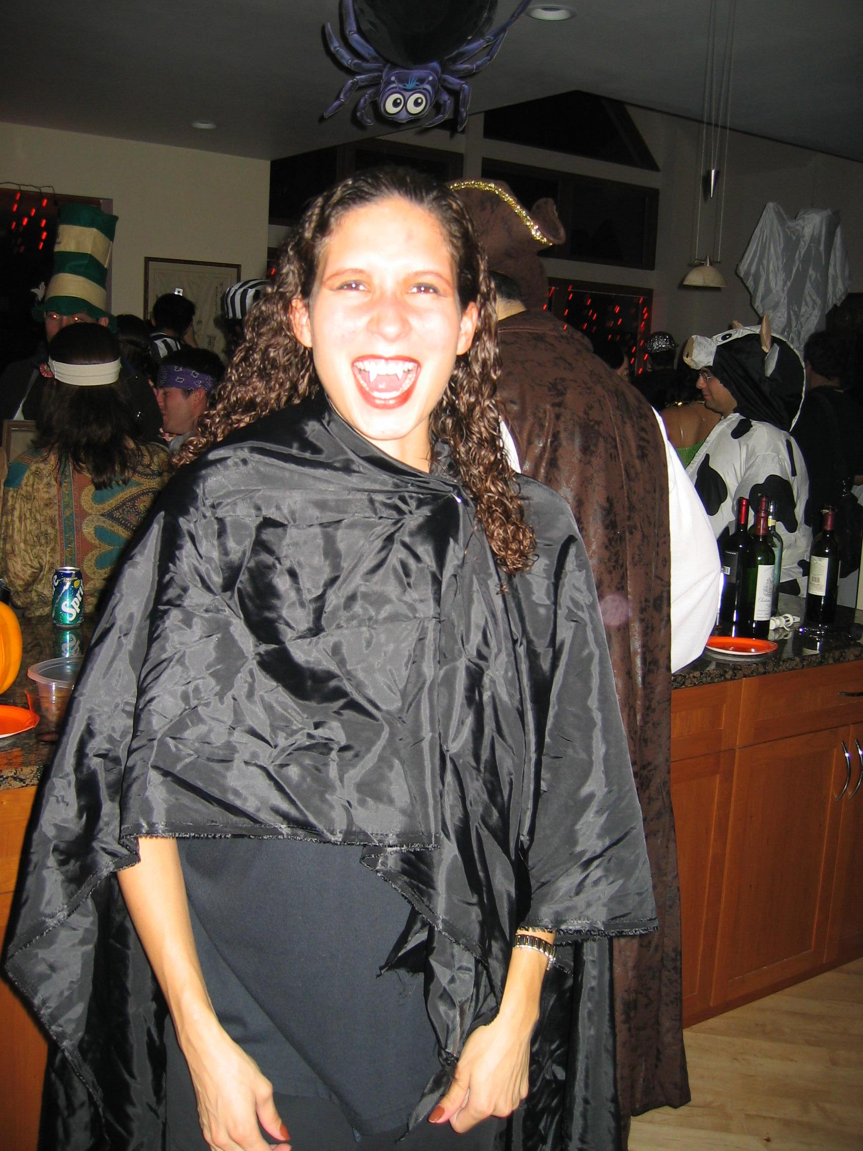 isds halloween party, october 2004